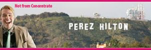 Hollywood Hills Sign Perez Ban by frooweb