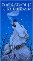 Winter Werewolf by KatieHofgard