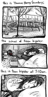 Teen Hipster Teaser Comic by annit-the-conqueror