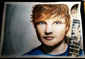 Ed Sheeran^^ by lucastraxx