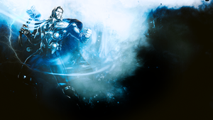 Thor Wallpaper by DeathB00K