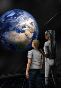 travis fletcher chronicles: cover 4 by Relion