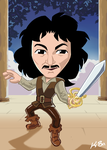 Princess Bride Inigo Montoya by kevinbolk