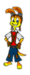 Daxter the Ottsel NEW his Shirt and Pants. by 9029561