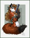 Vixen of the Night by Blattaphile