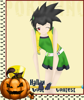 [Fandom]Anna as Buttercup-Pokecino Costume Contest by Kay-de-ultimate