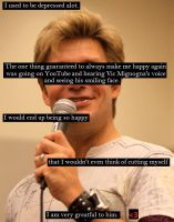 My Vic Mignogna Confession by TheRealTDAGeena