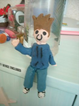 TOMSKA-in PLAY DOH by coolgaltw