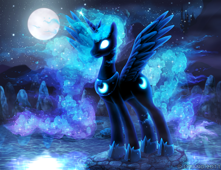 Princess of the Moon by Deltheor