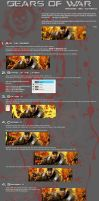 Gears of War Sigature Tutorial by prox3h