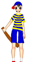 Ness is my Homeboy by Gaytastical-Pixels