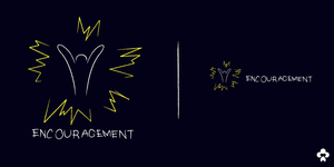 Encouragement Logo by Toas7y