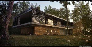 House in the forest.c2 by german01