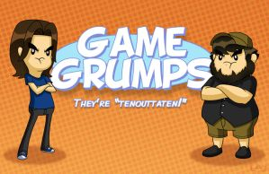 Game Grumps by Red-Flare