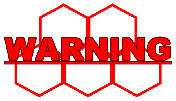 Warning Boss Sprite HD (UPDATED) by Topitoomay