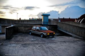 Rolles Rusty Rat Jetta by M1ch4