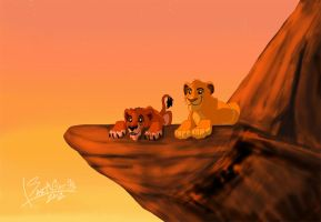 2.Cubs by Saragat935