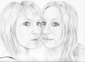 Sherri and Stacy from Eisley by JJRRS