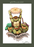 Happy B-Day by spider999now