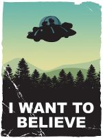 I Want to Believe by ToastMonsters