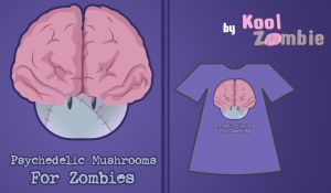 Shrooms for Zombies by KoolZombie