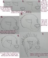 Otter Head Tutorial. by glennoar