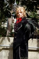 Visual-Kei Outfit #2. by FallMoonlitRose