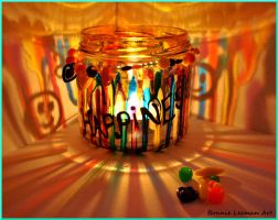 Happiness Jar :) by Bonniemarie