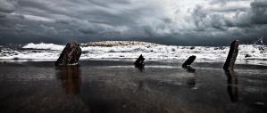 There be storm a'brewin by jcantelo