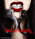 Blood and Handcuffs by adiva4u2004