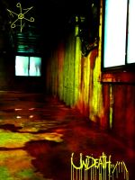 DAAsylum room 1119 by Undeath19