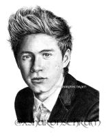 Niall Horan by Sharsel