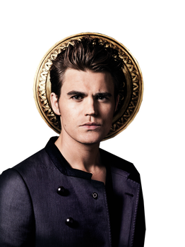Paul Wesley Render by delenasholt