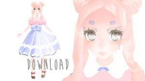 .:SSMMD Binky Download:. by StylinSorrowMMD