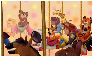Merry-Go-Role Reversal by killskerry