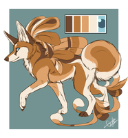 Palette Adoptable: SewnMonstrosity (2/2) by Espherio