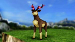 Sawsbuck -spring- .: Download :. by SureinDragon