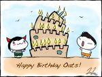 BDay Oats by AreYoU