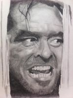 The Shining by Fusterclucks