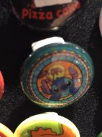 ( Lilo and Stitch ) Stain Glass #626 Hot Topic Pin by KrazyKari