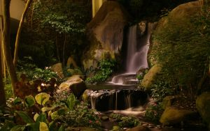 Maui Prince Waterfall by Krannichfeld