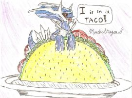 Dialga TACO by Mochidragon8