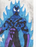 Ultimate Cosmic Spidey by ChahlesXavier