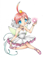 Princess Tutu Fanart Scan by Sushicow