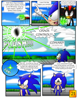 Sonic the Hedgehog Z #3 Pg. 21 August 2013 by CCI545