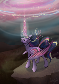 Note, that your time is coming soon by CasyNuf