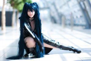 Black Rock Shooter #2 by MiyuShiro