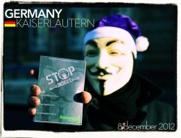 germany #opbigbrother 8/12/12 by OpGraffiti
