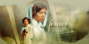 Forever Princess Leia by imLilus