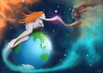 Mother Earth Father Sky by schellings